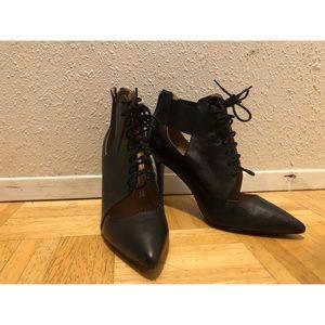 Black Tuxedo Heel